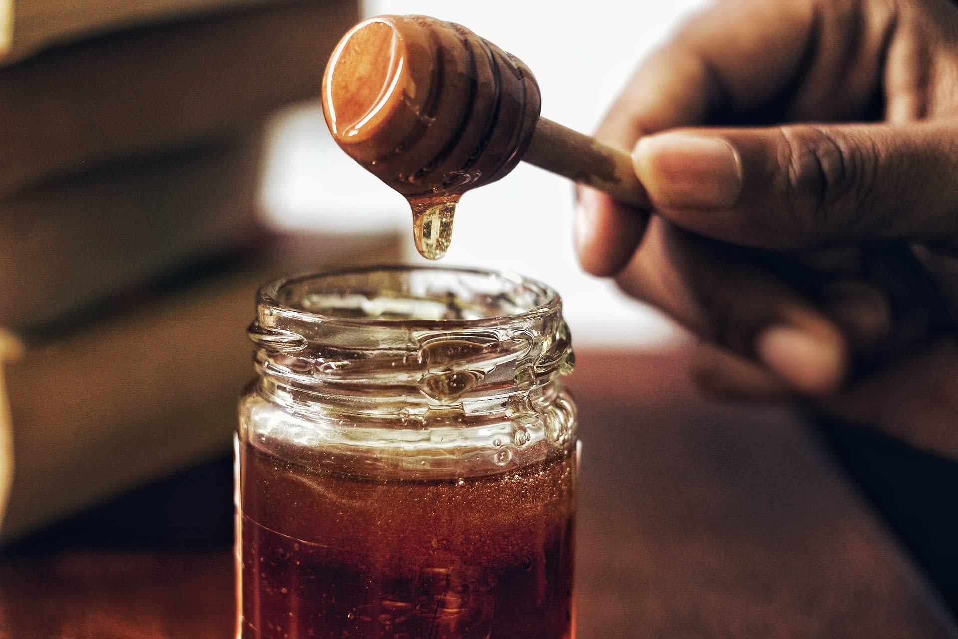 How to store honey