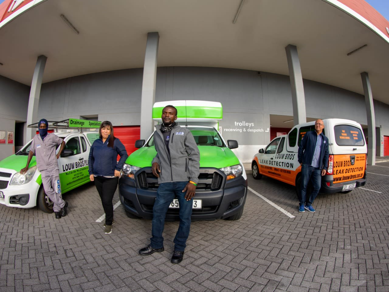 How Louw Bros Plumbing became no.1 in the no.2 business