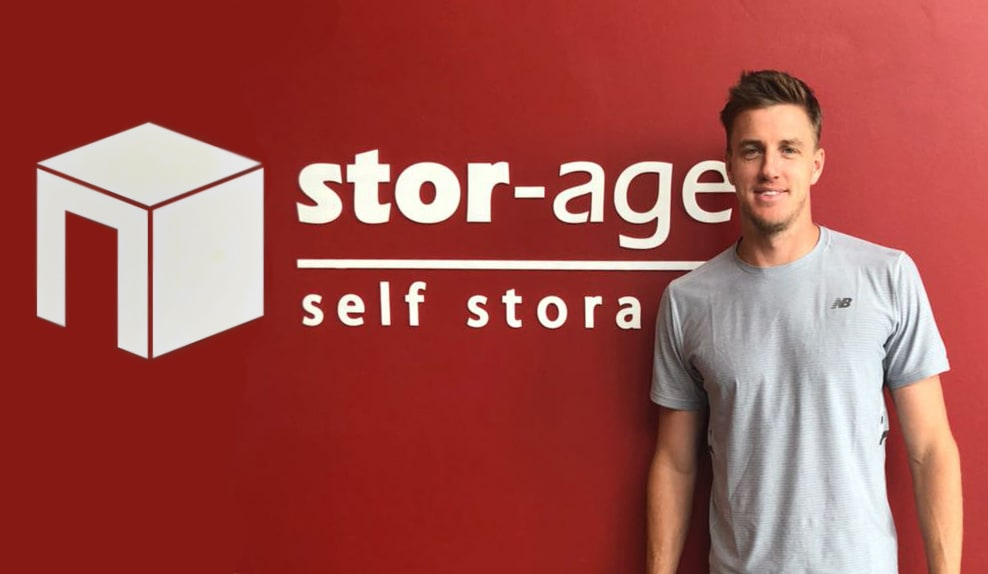 Self Storage Gives Morne Morkel Peace of Mind