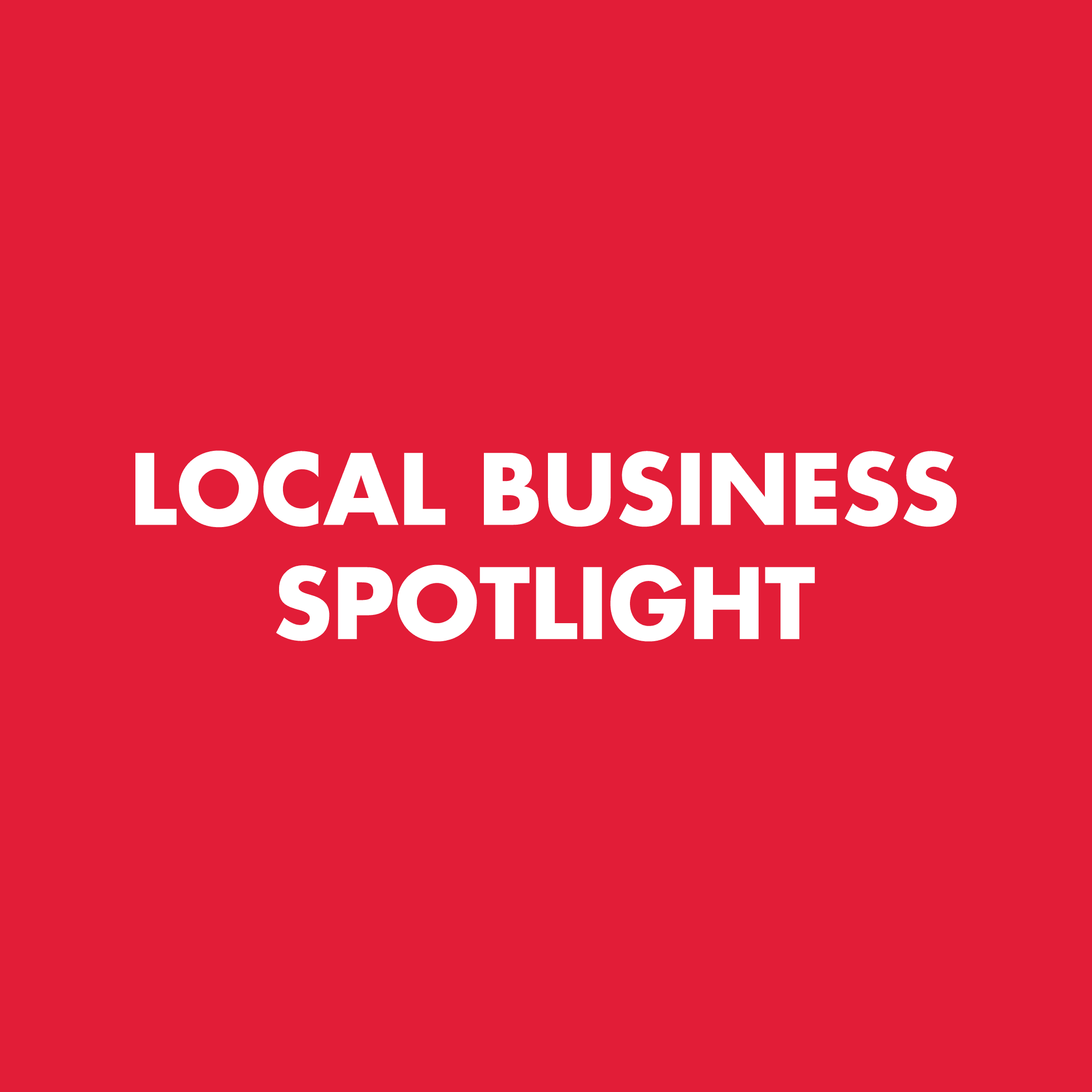 Local Business Spotlight this week