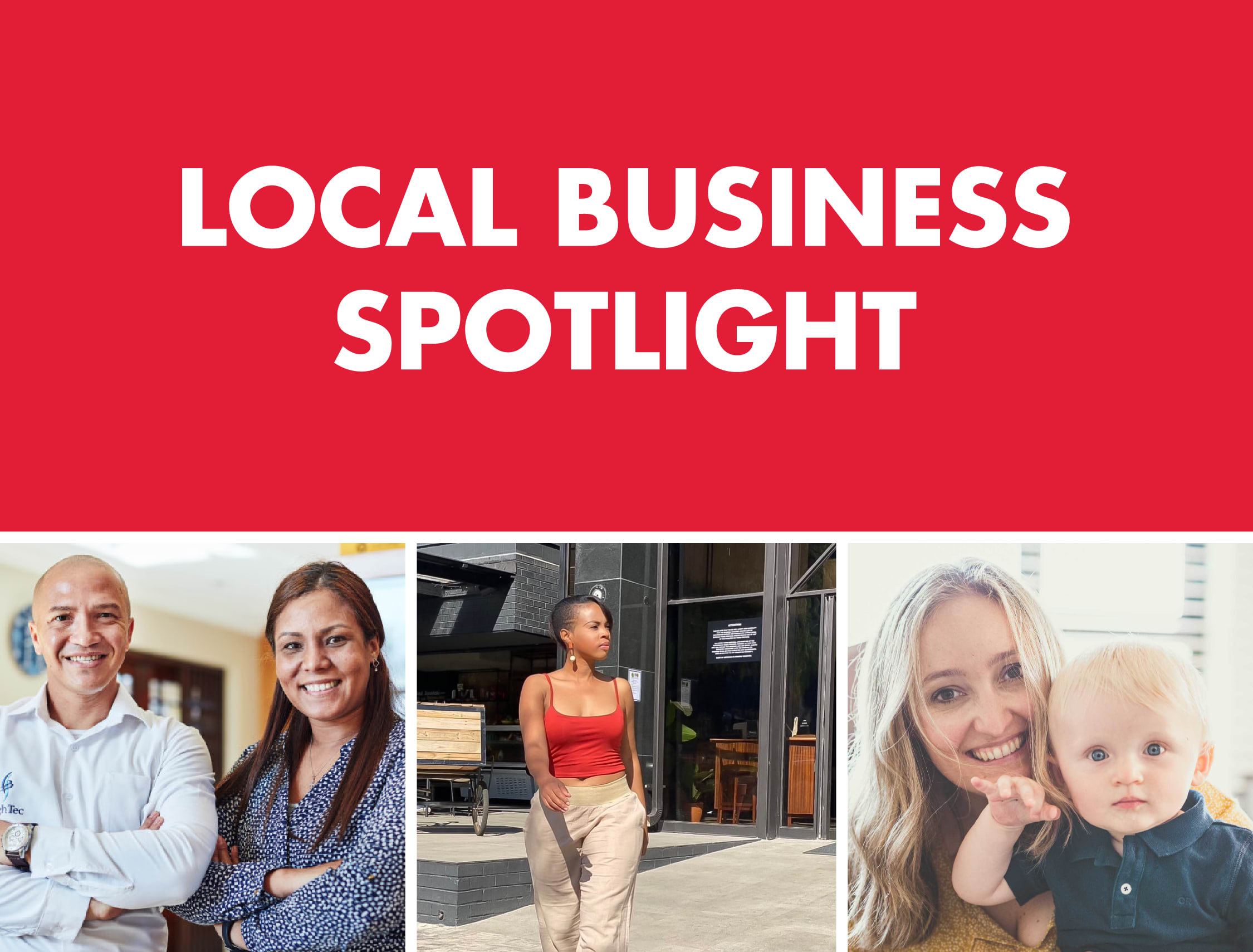 Tips to manage surplus stock and our Local Business Spotlight