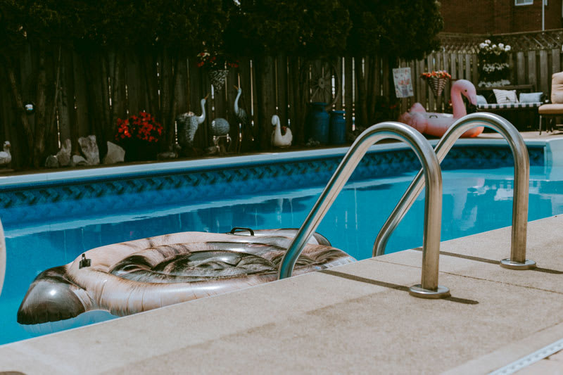 Keeping your pool area in top condition for summer