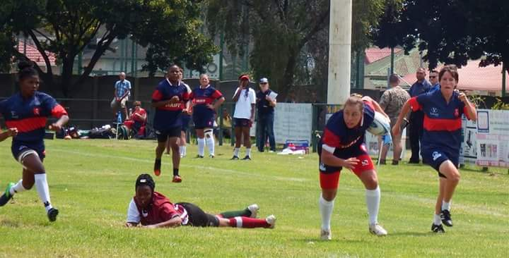 Stor-Age Pirates Women's Rugby Club player selected for Springboks