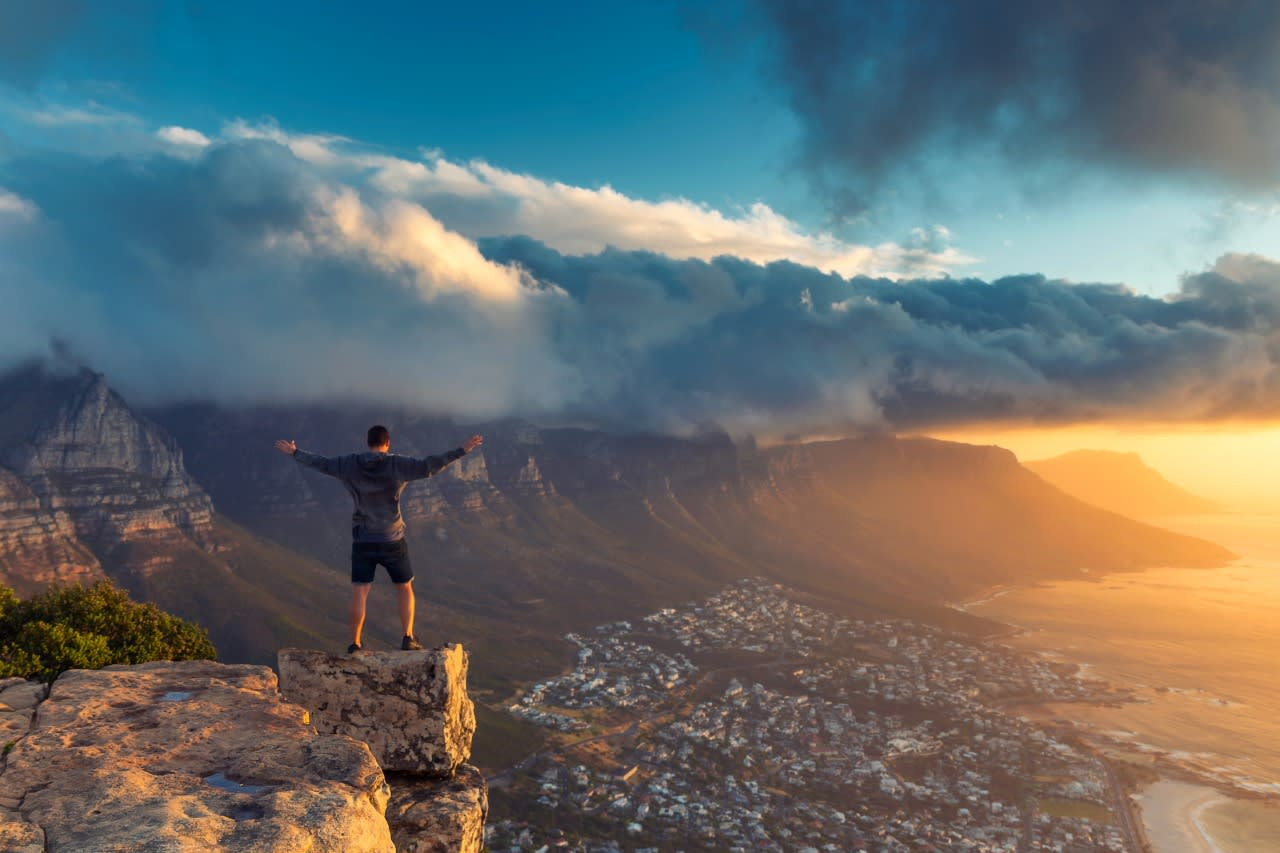 Breathtaking hiking trails in Cape Town