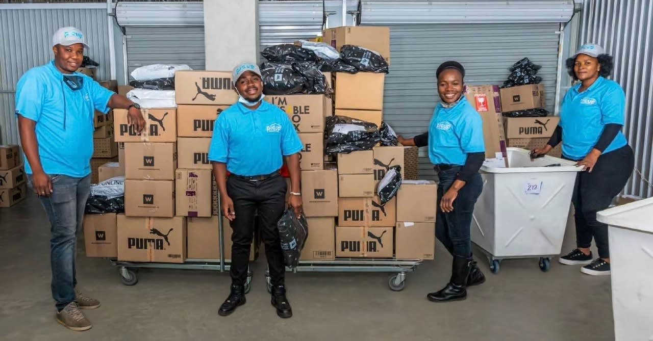 Meet Picup, the logistics company revolutionising deliveries in South Africa