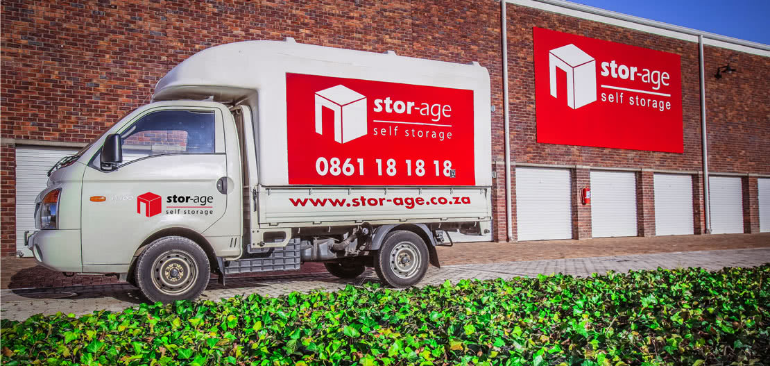 Stor-Age Self Storage van rental