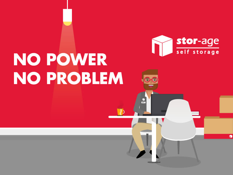 Stor-Age - Ten tips to surviving load shedding