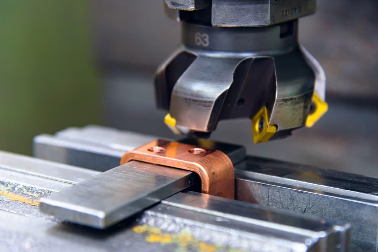 CENTES – CNC frézování