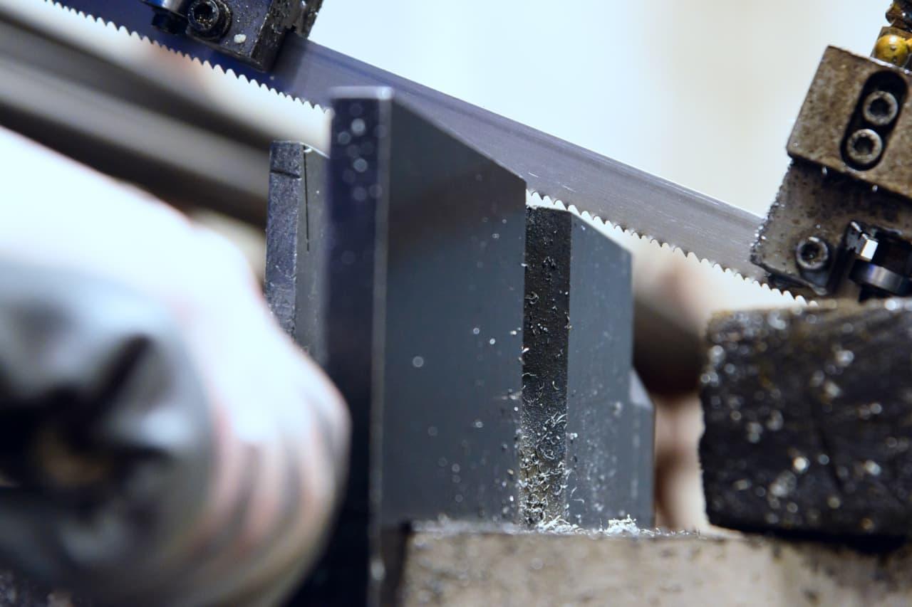 CENTES – Klasické obrábění a řezání kovů