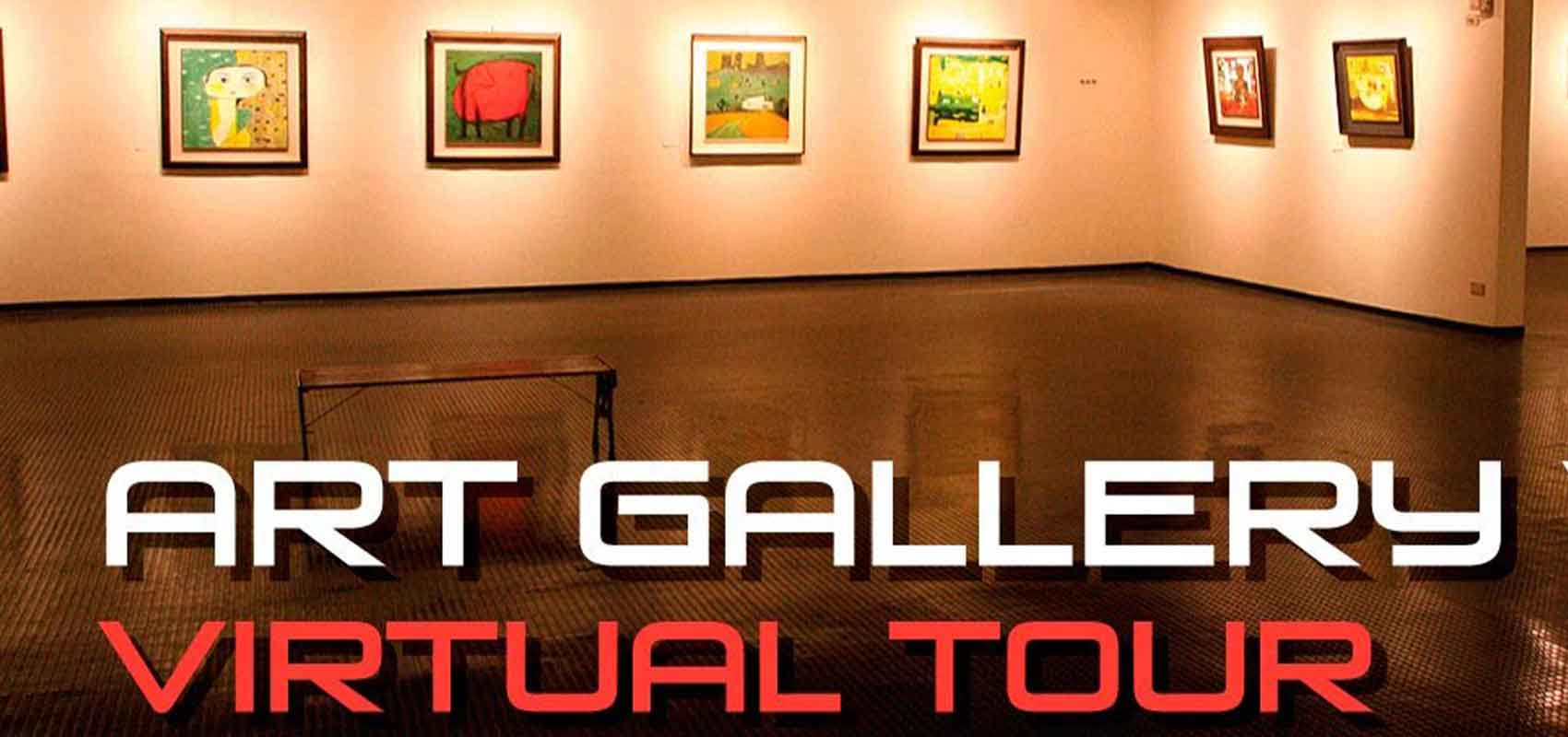 Virtual Gallery Stroll Image