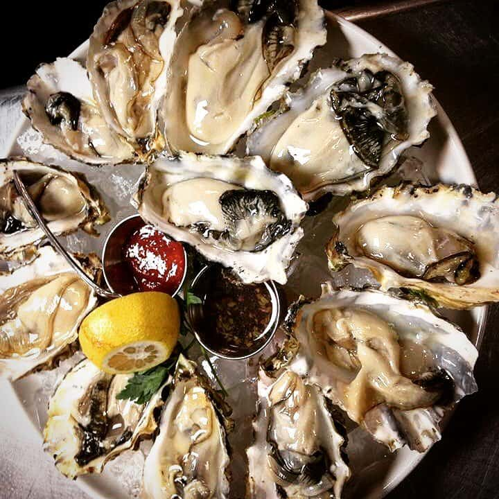 Blind Dog Oysters