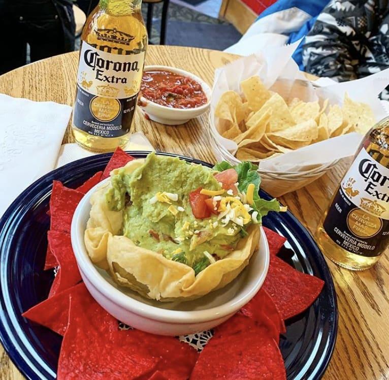 Baja Cantina Appetizer