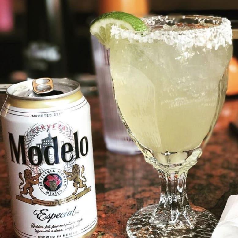 Baja Cantina Park City Cocktail