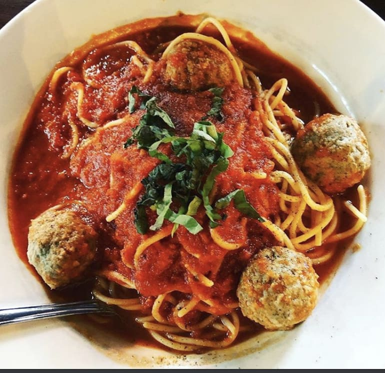 Buona Vita Park City Spaghetti