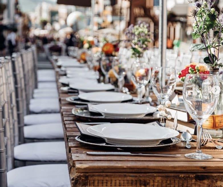 Cuisine Unlimited Table Setting
