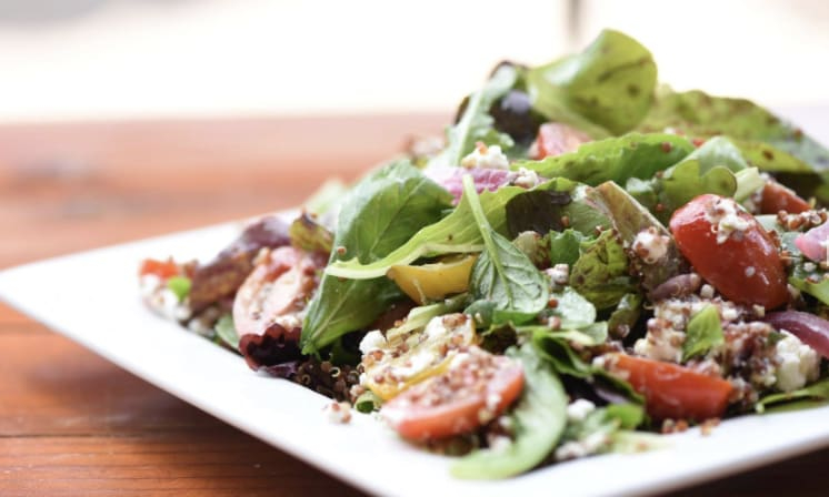 Deer Valley Grocery Cafe Salad