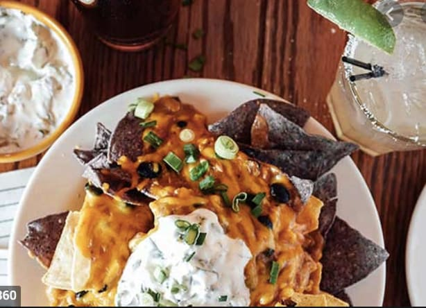 EBS Lounge Deer Valley Nachos