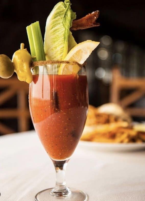 Stein Eriksen Lodge Bloody Mary