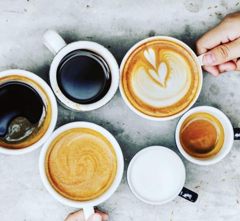 Harvest Park City Coffee