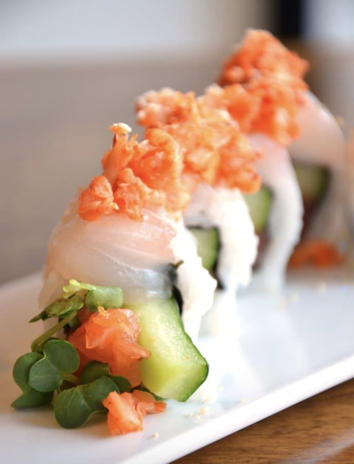 Sushi Blue Park City
