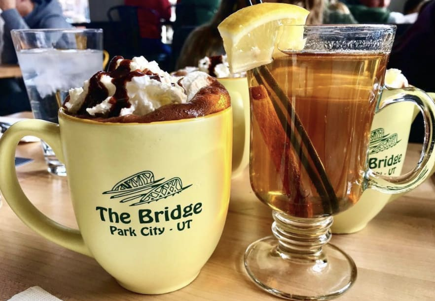 The Bridge Cafe Park City