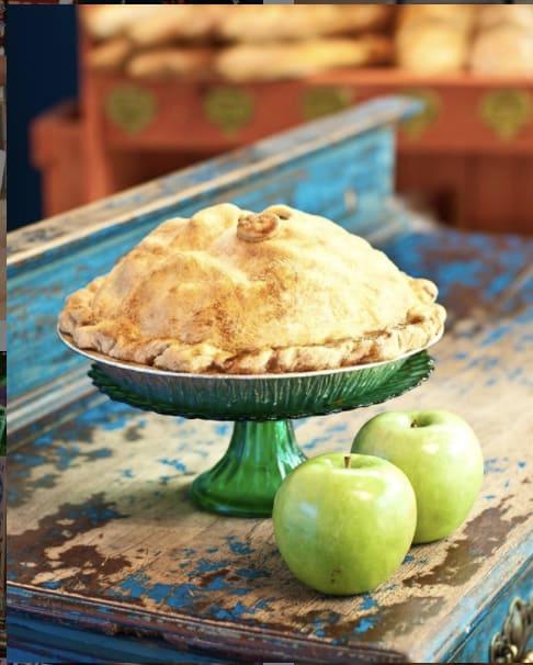 Windy Ridge Bakery Apple Pie