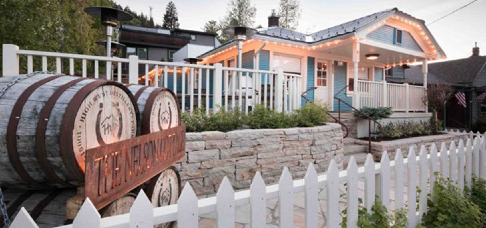 Nelson Cottage by High West Offers Summer Dining Image
