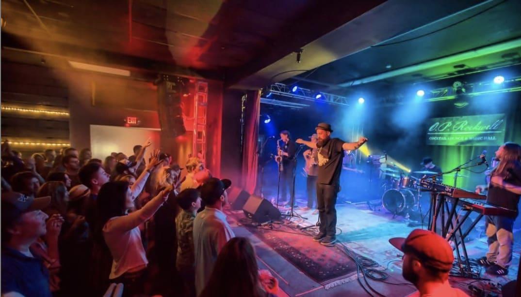 OP Rockwell Park City's Music Hot Spot