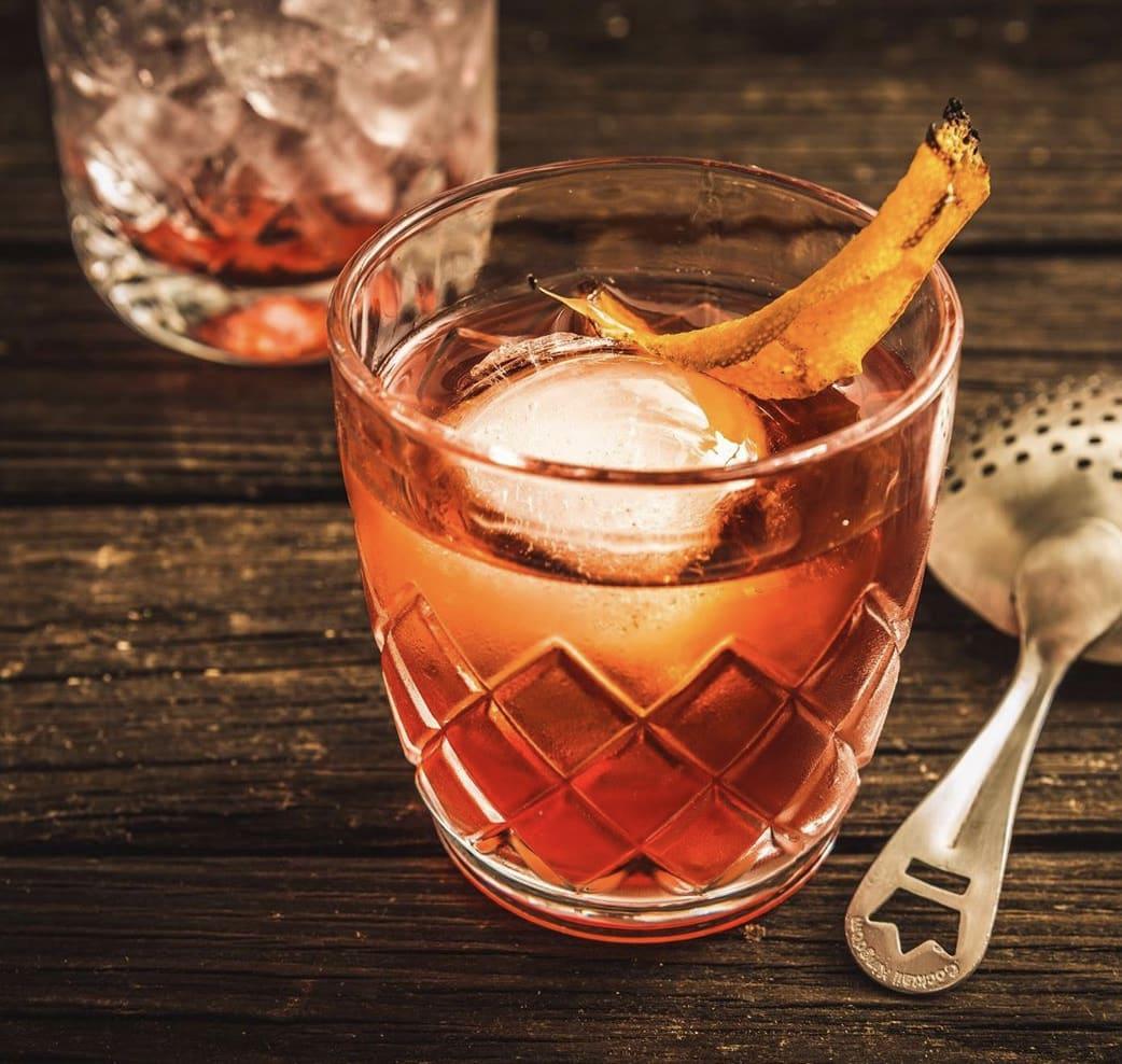 Top Shelf Utah Cocktail