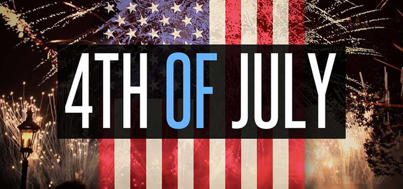 4th of July Community Schedule Image