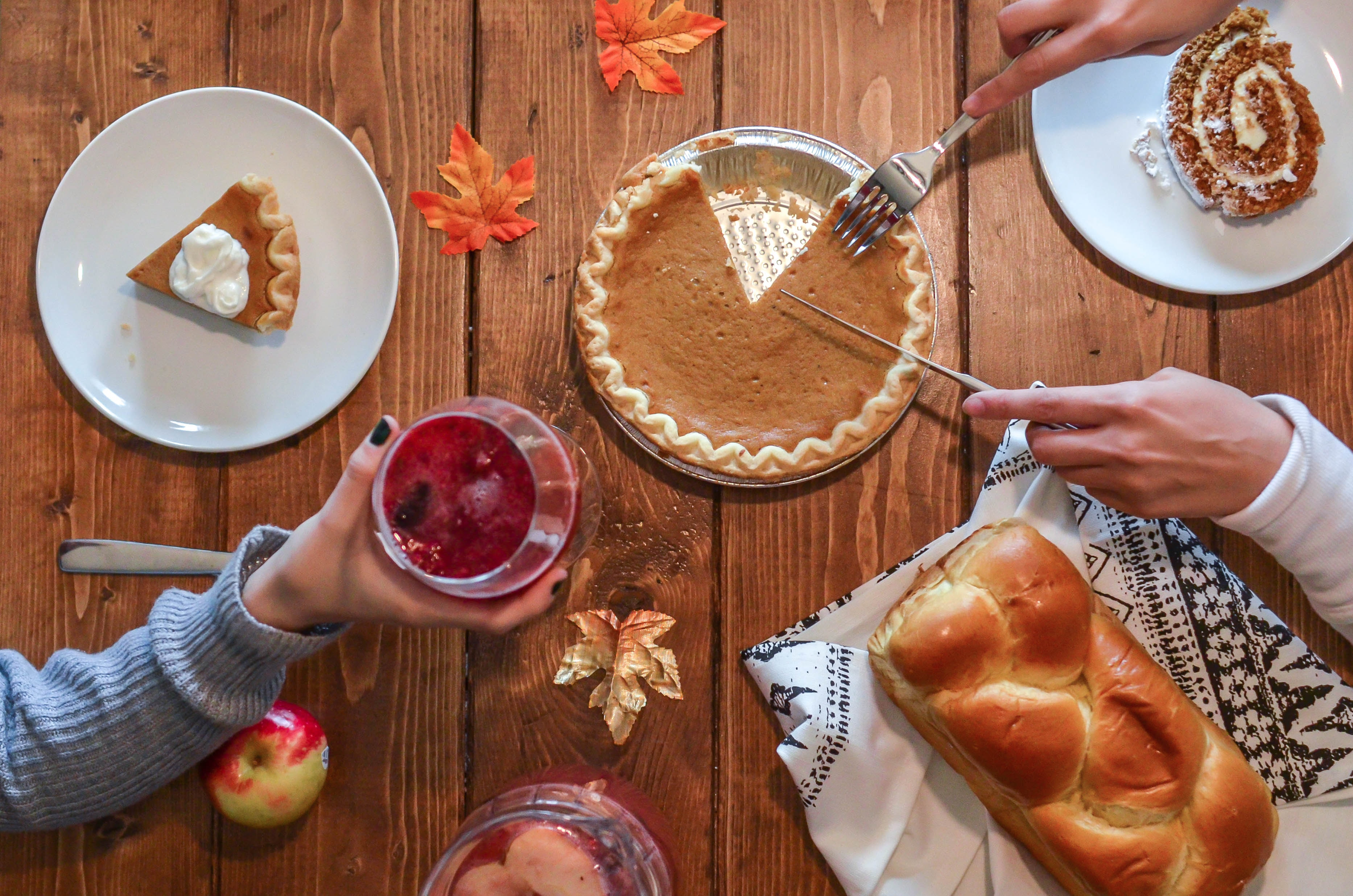 Serving a Gaggle of Gobble-Worthy Thanksgiving Specials Image