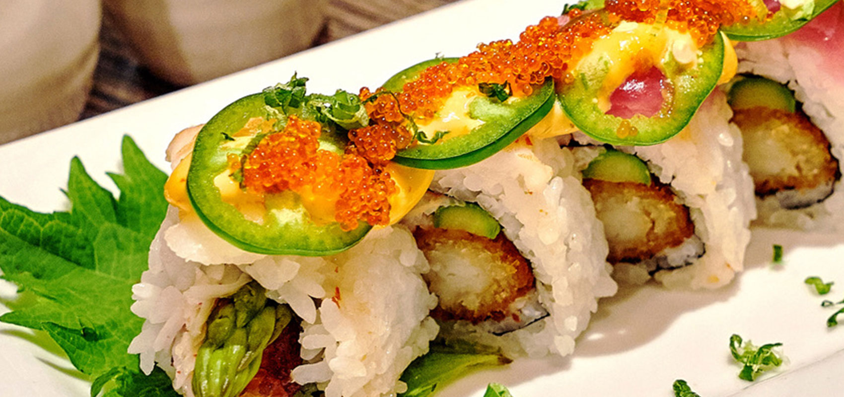 4 Knockout Sushi Restaurants in Park City Image