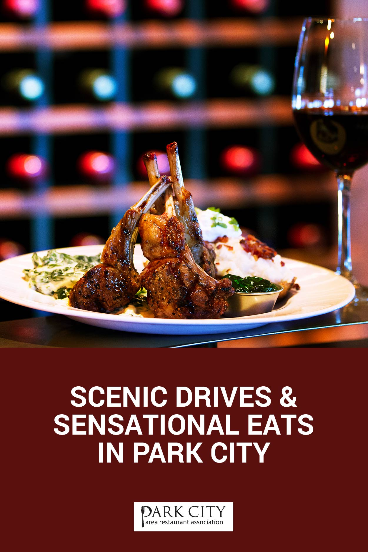 Scenic drives and the best restaurants in Park City.