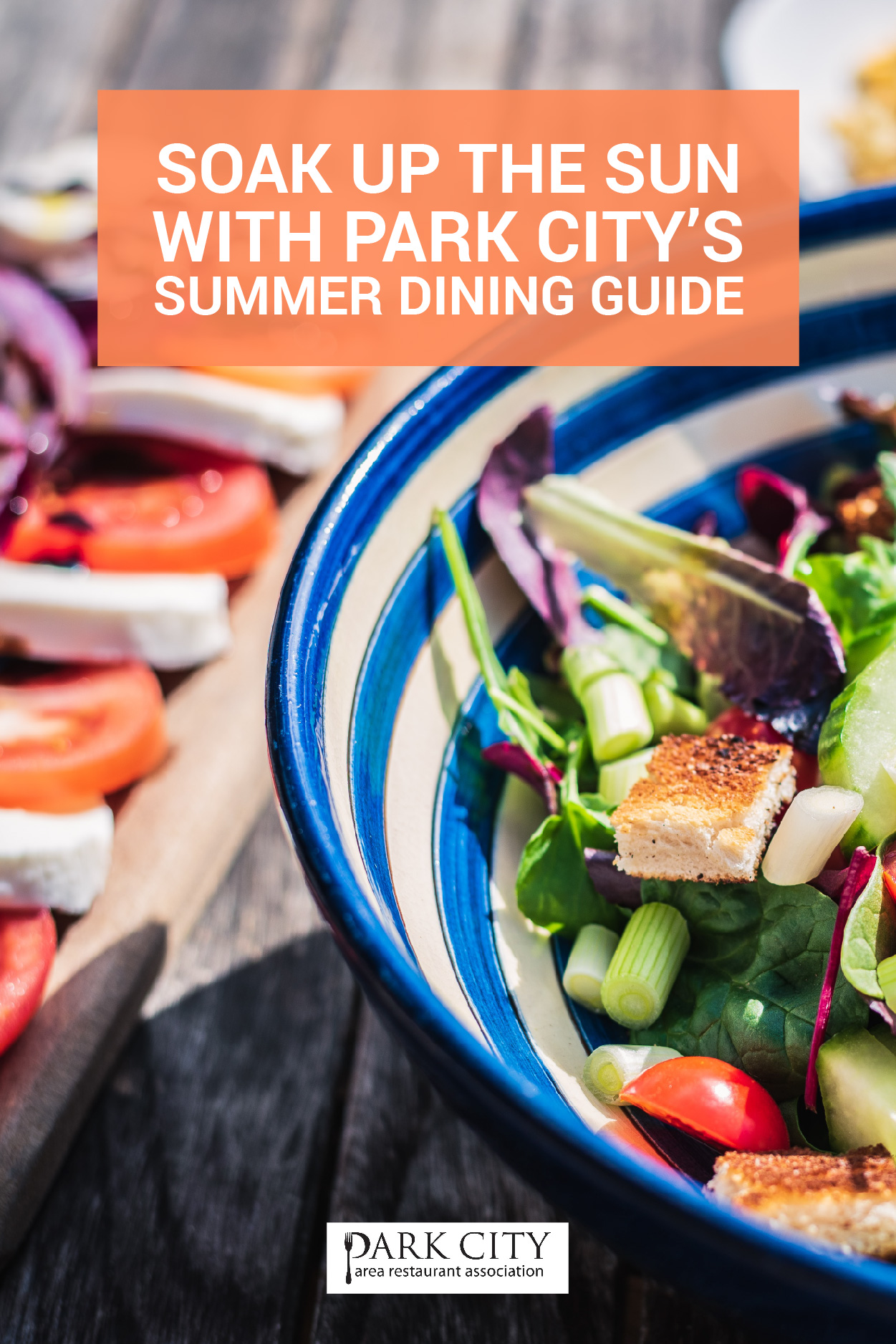 Park City's summer dining guide.
