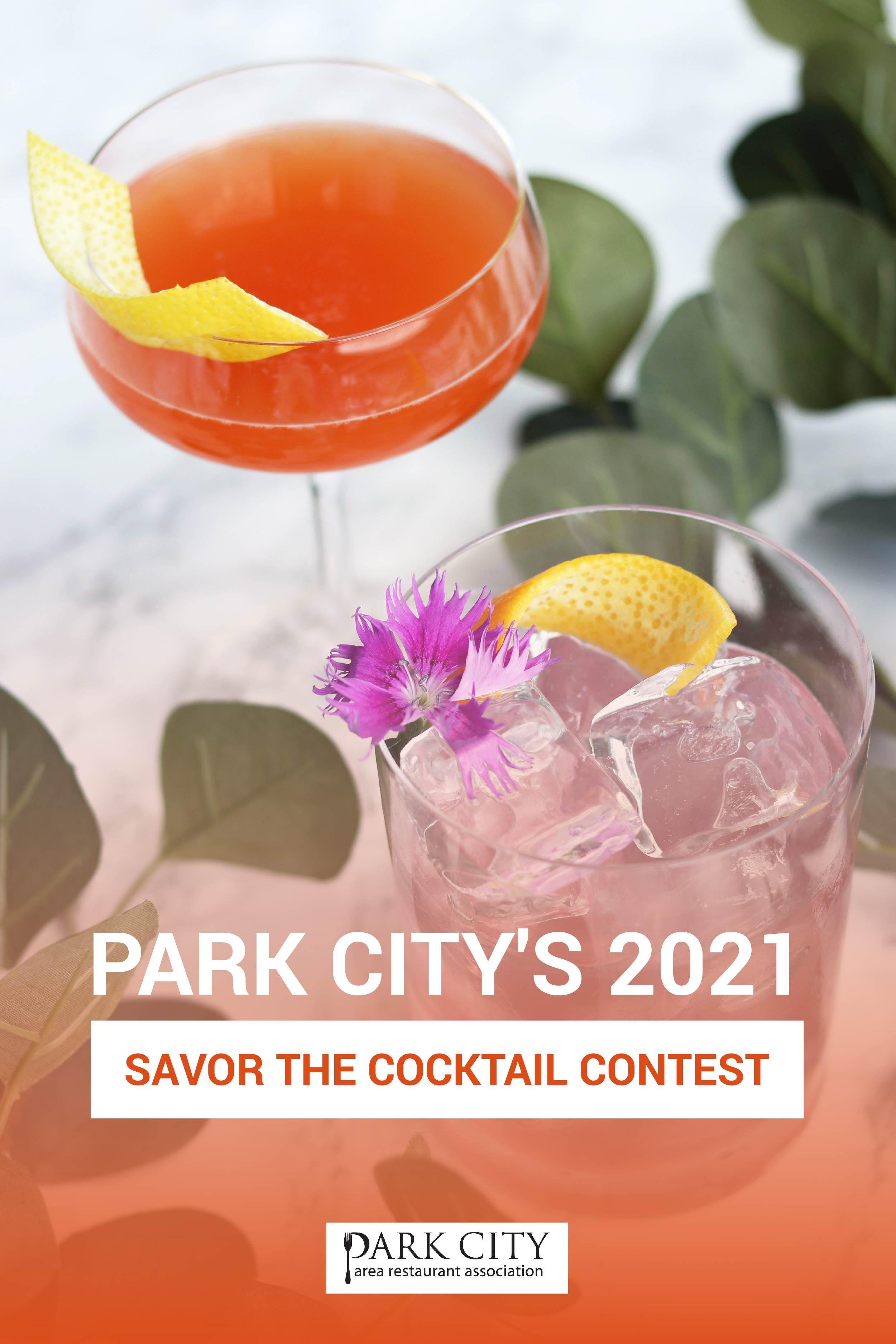 Park City's Summer Cocktail Contest 2021