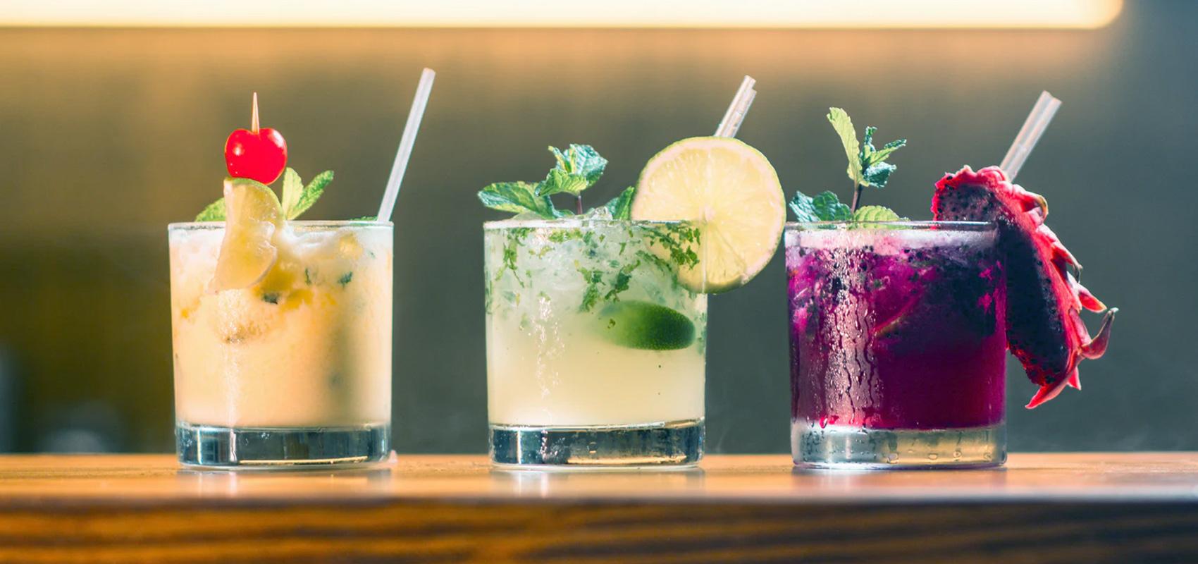 Park City Area Restaurant Association Cocktail Guide Image