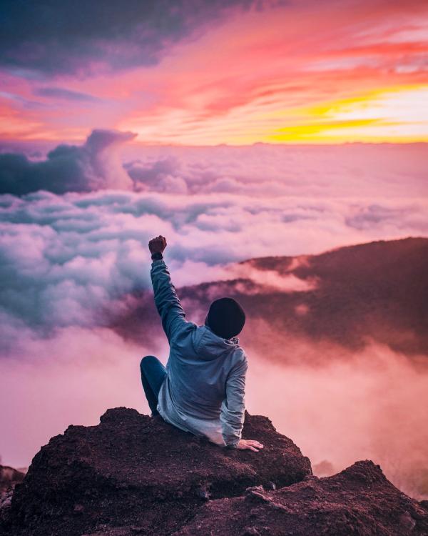 Une bonne habitude : la clef de la réussite