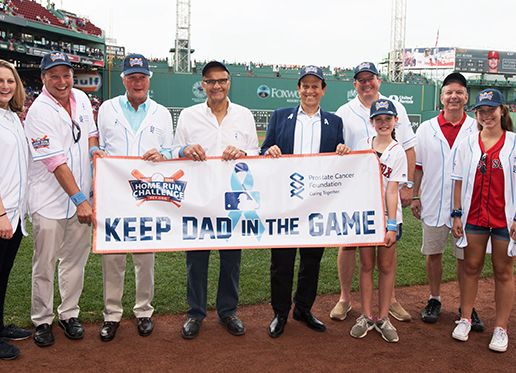 The Prostate Cancer Foundation and Major League Baseball are Back In Full Swing To Defeat Prostate Cancer with the 23rd Annual Home Run Challenge
