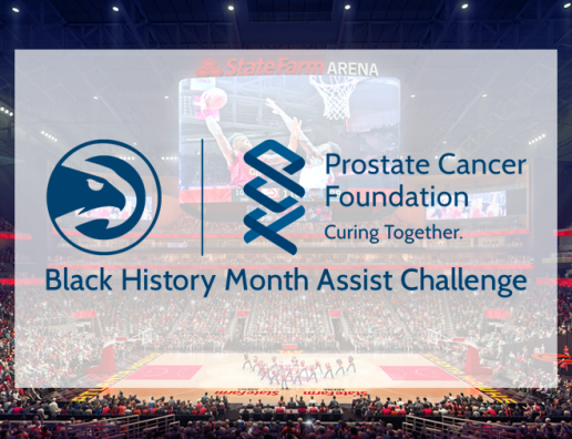 Atlanta Hawks, Prostate Cancer Foundation Team Up To Fight Prostate Cancer