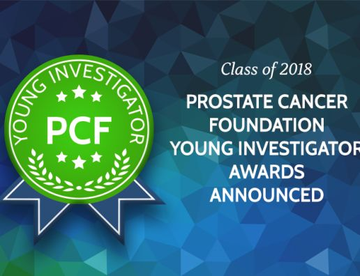 The Prostate Cancer Foundation Announces Recipients of the 2018 PCF Young Investigator Awards