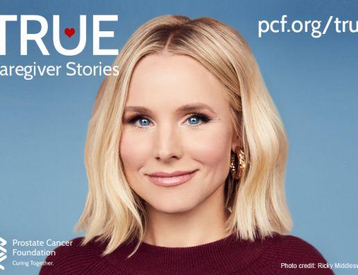 Kristen Bell True Caregiver Stories