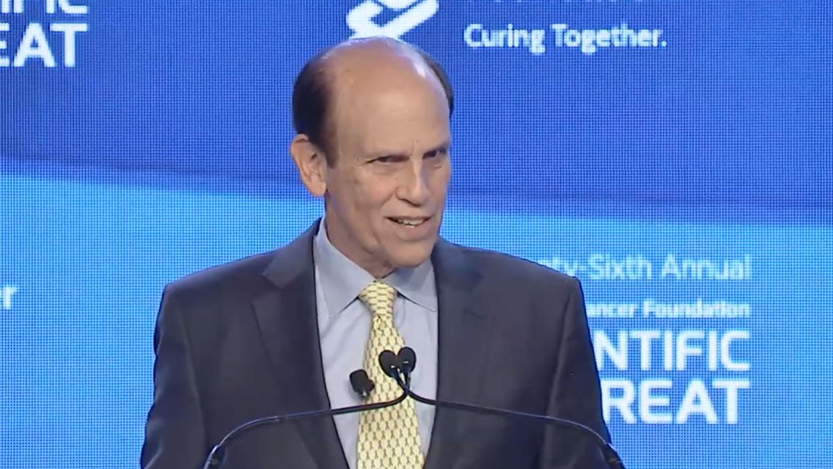 Mike Milken Scientific Retreat Keynote Address 2019