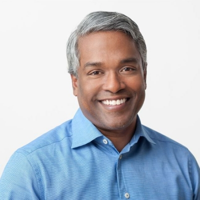 Thomas Kurian, CEO, Google Cloud