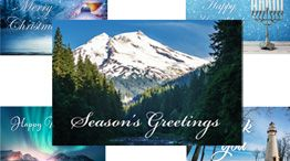 holiday ecards