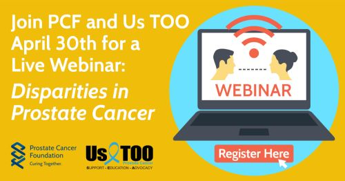 US Too and PCF webinar