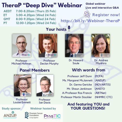 TheraP Deep Dive