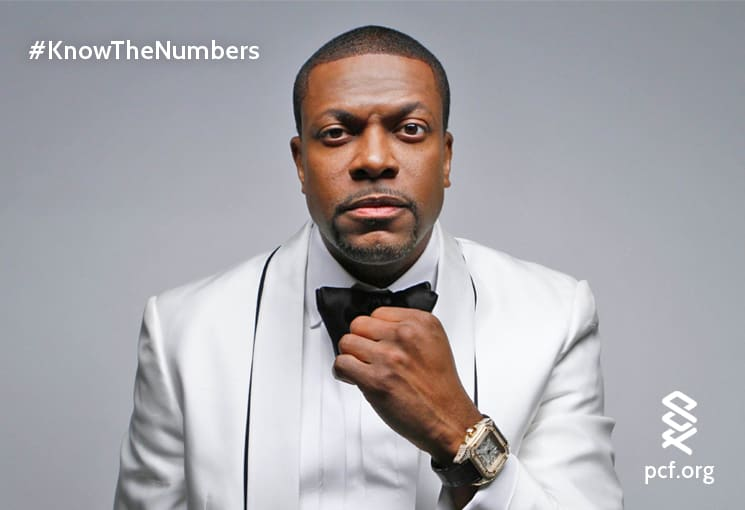 ACTOR AND COMEDIAN CHRIS TUCKER