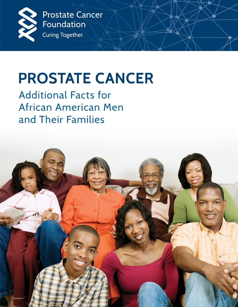 Additional Facts for African American Men and Their Families