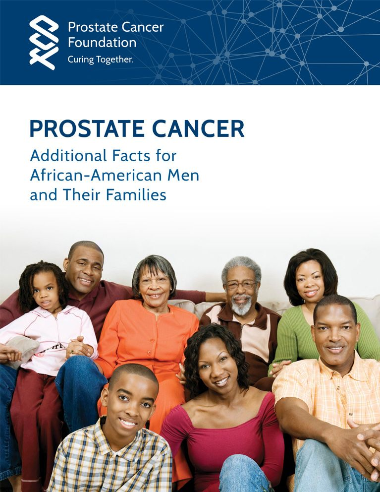 Additional Facts for African-American Men and Their Families