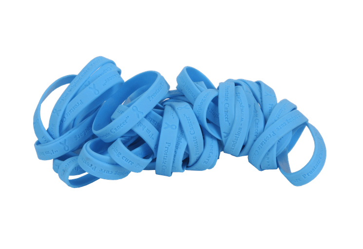 Get a Free Prostate Cancer Awareness Month Wristband | Prostate Cancer Foundation